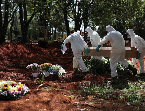 Covid-19: Brasil tem 1.039 mortes e 16.324 novos casos em 24 horas