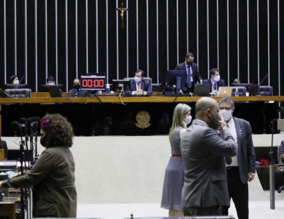 Câmara aprova redução de jornada e salário na pandemia de covid-19