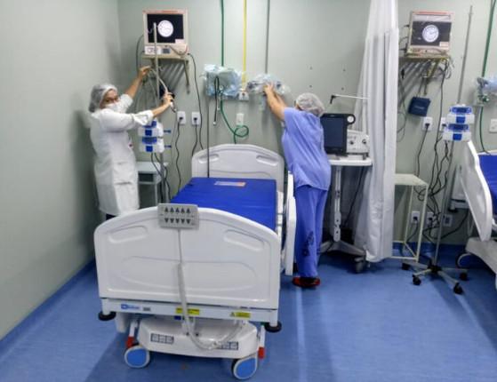 HGV recebe mais 9 respiradores e abre 10 novos leitos para Covid-19
