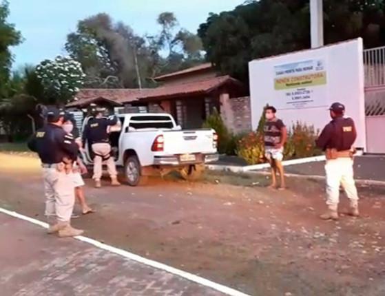 Operação Tamoio: PRF registra 18 ocorrências e 13 pessoas presas