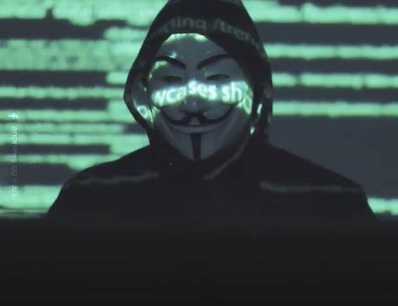 Anonymous volta, manda recado a Donald Trump e cita Jair Bolsonaro
