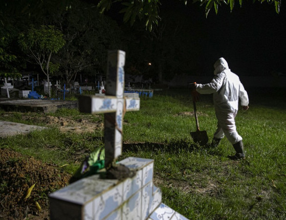 Brasil ainda não atingiu o pico da pandemia da Covid-19, diz OMS
