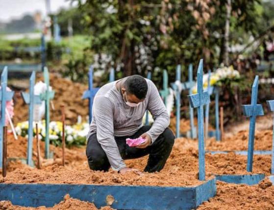 Covid: Brasil registra mais de mil mortes em 24h pelo 4º dia seguido