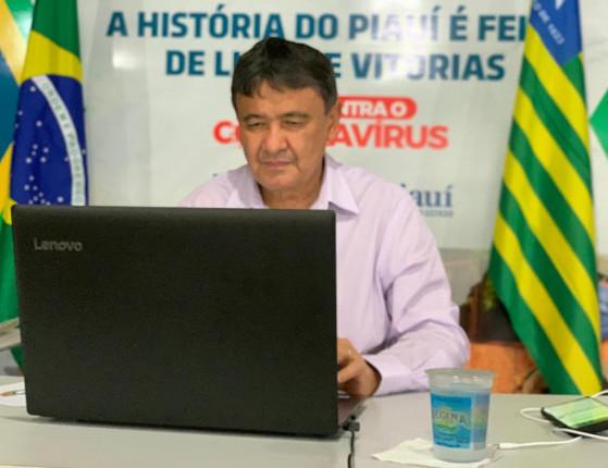 W.Dias decide não fazer lockdown parcial no final de semana no Piauí