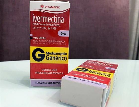 Covid-19: Ivermectina tem sido o medicamento mais usado em THE