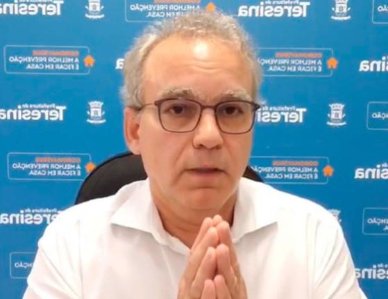 Firmino Filho quer lockdown em todos os finais de semana de julho