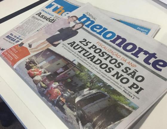 Jornal Meio Norte chega à marca de 10 mil edições nesta quarta (15)