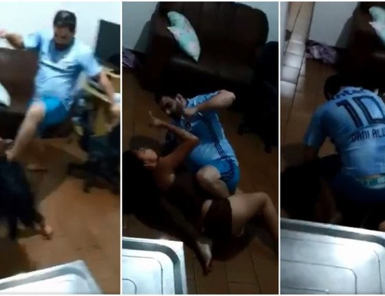 Jovem surda agredida por parceiro diz que foi vítima de estupro; vídeo