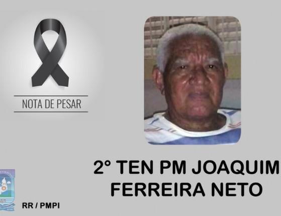 Tenente  70 anos morre vítima do coronavírus em hospital da capital