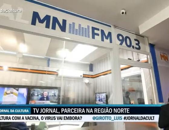 TV Cultura destaca sua parceria com a TV Jornal, no Piauí; assista
