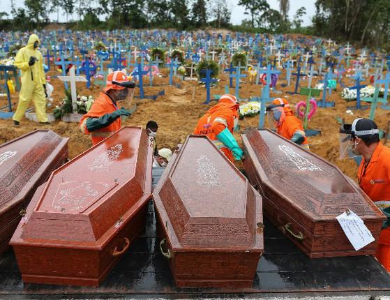 Brasil ultrapassa marca de 1,6 milhão de infectados por covid