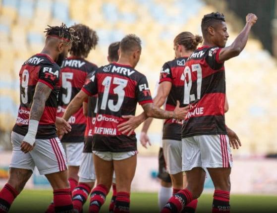Flamengo vence Volta Redonda e enfrenta o Flu na final da Taça Rio
