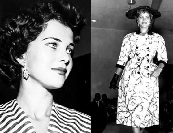 Morre Martha Rocha, a primeira Miss Brasil da história, aos 83 anos