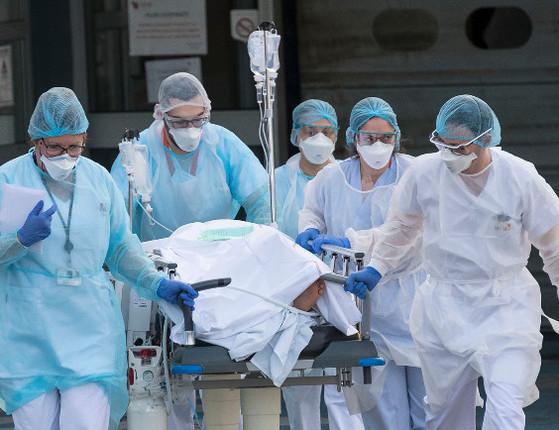 Brasil tem 1.254 mortes e mais de 45 mil novos casos em 24 horas