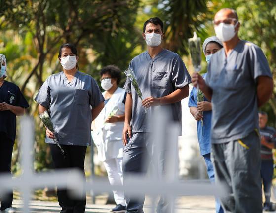 Covid: Brasil tem 1.223 mortes em 24h e total se aproxima de 68 mil