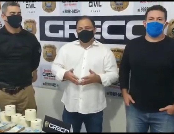 Gerente do banco Itaú deu R$ 39 mil para sequestradores em THE
