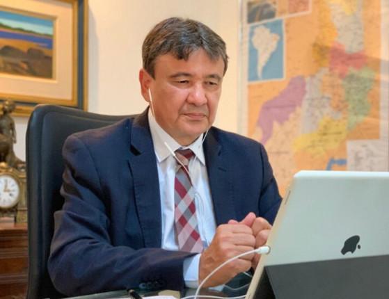 Wellington Dias vai frear avanço da retomada em regiões de alto risco