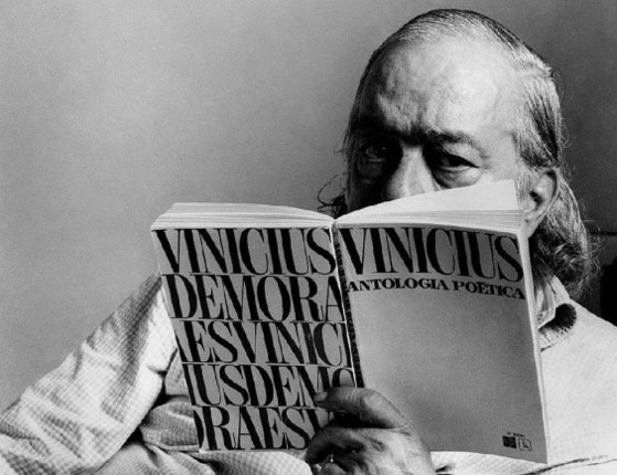 Brasil lembra hoje os 40 anos da morte do poeta Vinícius de Moraes