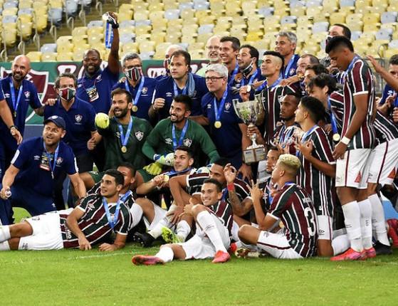 Fluminense vence Flamengo nos pênaltis e conquista a Taça Rio