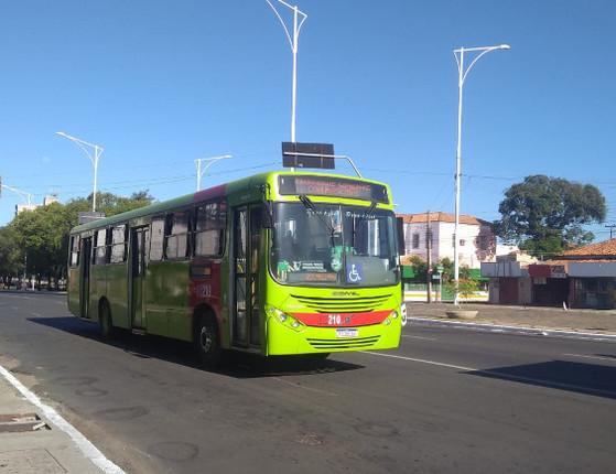 Circulação dos ônibus em Teresina será suspensa no final de semana