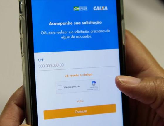 Amostragem: 80,23% usam auxílio para comprar alimentos na capital