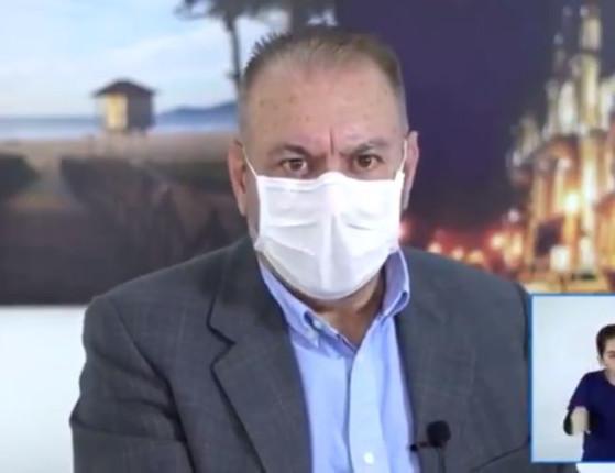 Prefeito sugere tratar a Covid com aplicação de ozônio no ânus; vídeo