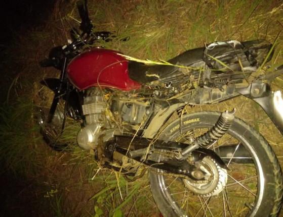 Suspeito de ter matado idoso sofre acidente de moto em fuga no Piauí