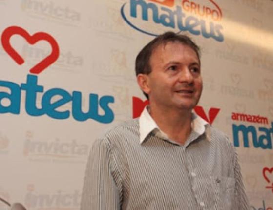 Empresário Ilson Mateus está entre os 10 maiores bilionários do Brasil