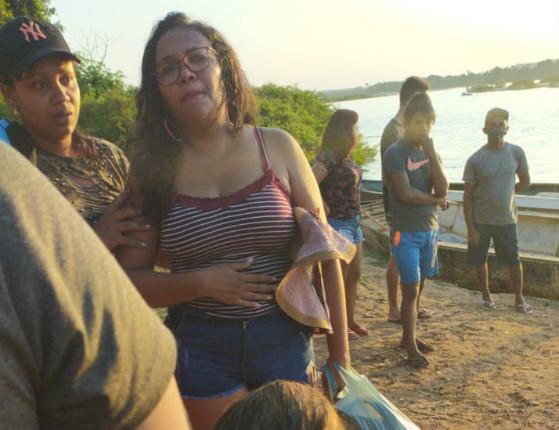 Pai e dois filhos morrem afogados no rio Parnaíba no interior do Piauí