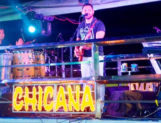 Vocalista da banda Chicana morre em acidente de carro na BR-116