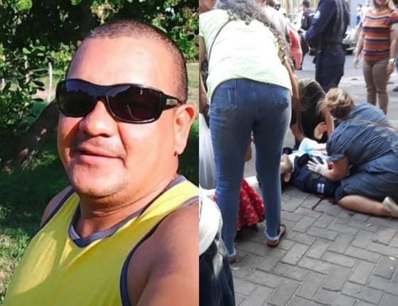 Mototaxista acusado de assassinar agente de trânsito é preso em praia
