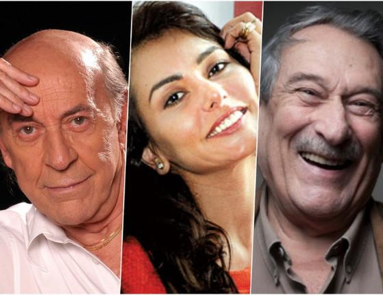 """Relembre atores da novela """"O Rei do Gado"""" que já morreram; fotos!"""