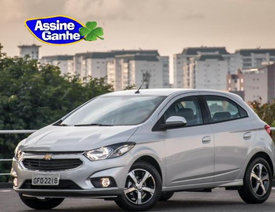 Assine Ganhe: Chevrolet Ônix é o grande prêmio do dia 3 de outubro