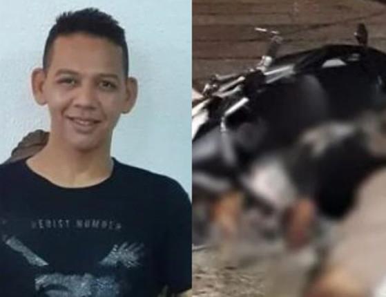 Professor morre em grave colisão entre motocicletas no norte do PI
