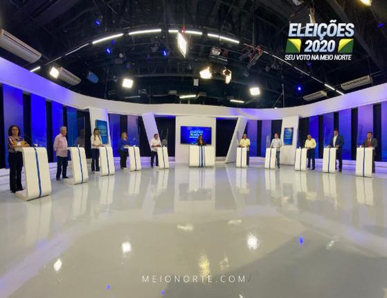 Primeiro debate é marcado pelos desafios do pós-pandemia em THE