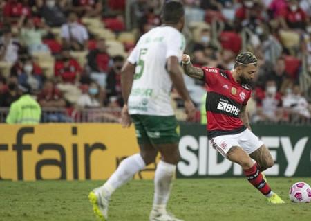 Ataque não funciona e Flamengo empata com o Cuiabá no Maracanã