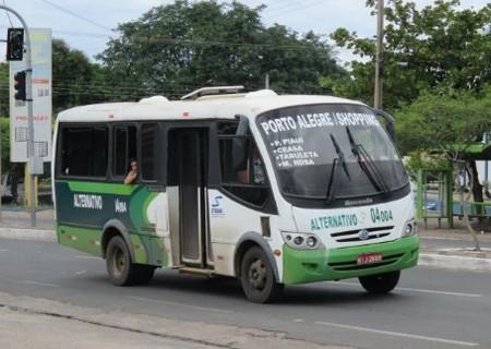 THE: Além dos ônibus, transporte alternativo também vai parar
