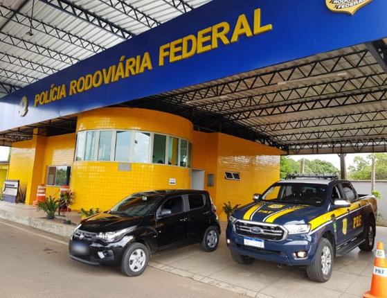 Advogado é preso por roubo de veículos na  BR-230 em Floriano