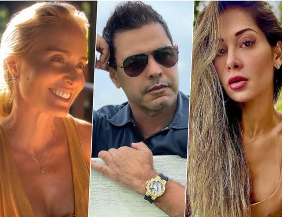 Veja as celebridades que já citaram sexo com outros famosos; fotos!