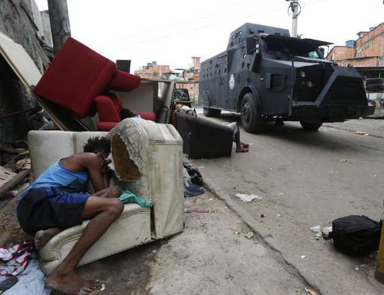 Polícia informa que a operação no Jacarezinho teve 28 vítimas fatais