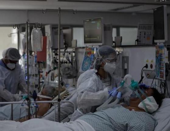 Covid: Brasil tem 115 mil casos em 24h, maior número da pandemia