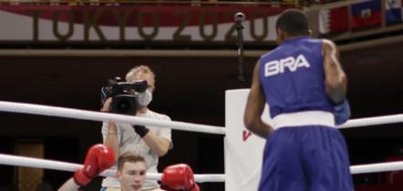Wanderson vence bielorrusso e vai às quartas no Boxe nas Olimpíadas