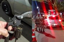 Polícia prende homem por porte ilegal de arma em  blitz no Piauí