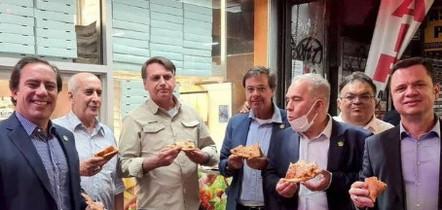 Covid-19: Integrante da comitiva de Bolsonaro em NY testa positivo