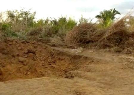Ossada de mulher é encontrada em terreno na zona Leste de Teresina