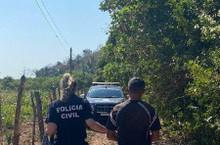PI: homem é preso por crime de ameaça com arma contra mulher