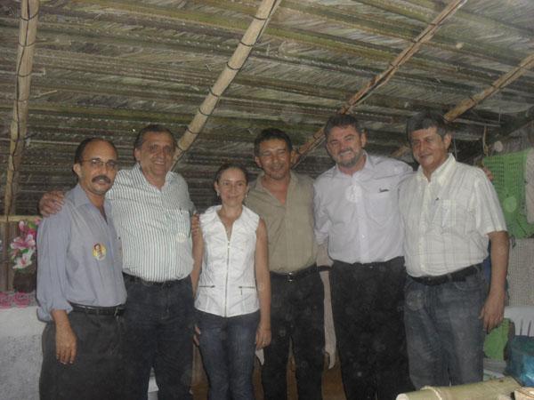 Prefeito de Monsenhor Gil, José Noronha (PTB), adere a Wilson Martins (PSB)