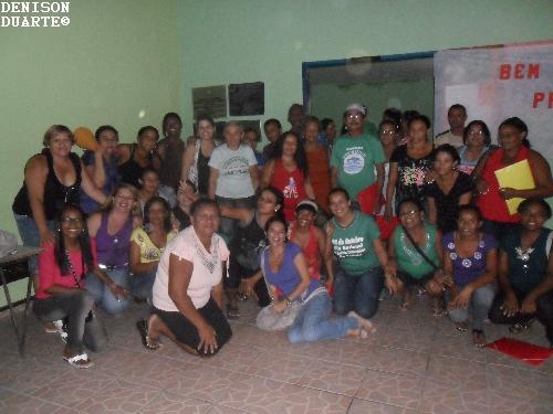 Vanessa Nunes deixa a coordenação de saúde e se despede durante capacitação dos ACS's