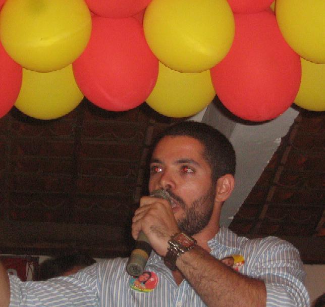 Tribunal Superior Eleitoral impugna candidatura de Lukano Sá a prefeito de Oeiras