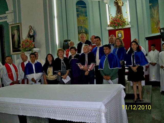 Matriz de Santo Antonio completa 298 anos